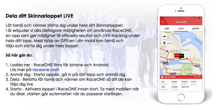 skinnarloppet_live